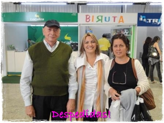 No Aeroporto de Ribeirão Preto